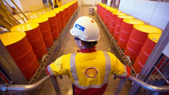 Royal Dutch Shell: The world has fundamentally changed